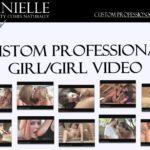 Custom Girl/Girl Video
