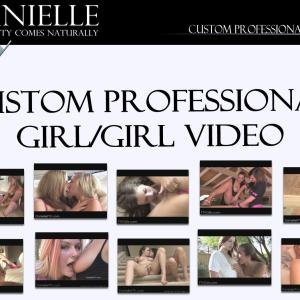 Custom Girl/Girl Video