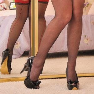 patent-black-high-heels