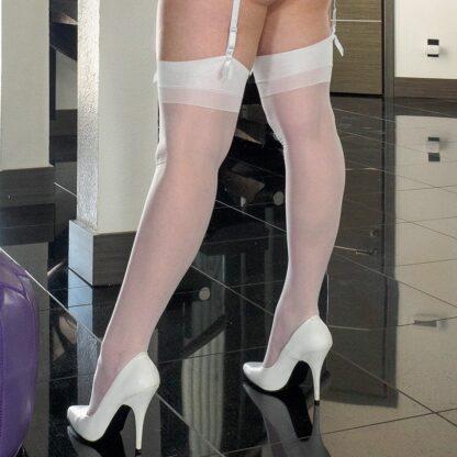 white-thigh-high-stockings