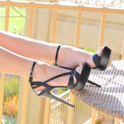 black-bebe-d'orsay-heels