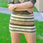 multi-color-skirt