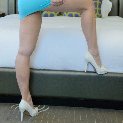 white-peep-toe-high-heels
