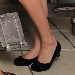 black-kitten-high-heels