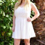 white-polka-dot-tulle-dress